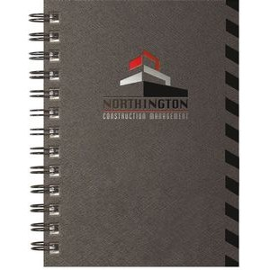 "TechnoMetallic Journals - NotePad (5""x7"")"